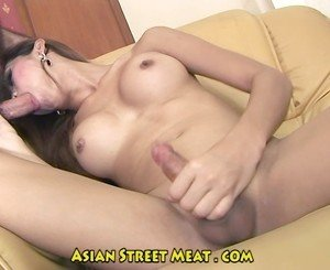 Asian Shemale Starr