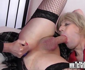 Femdom helps two horny