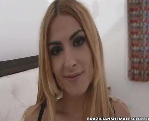 Brazilian Shemale With Big Cock