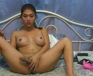Sexy Asian Shemale Sapphire Young
